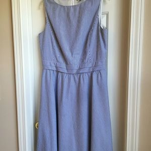 Brooks Brothers Seersucker Summer Dress w/pockets!